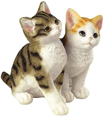 StealStreet SS-G-18056 Cat Collection Feline Animal Decoration Figurine Decor Collectible