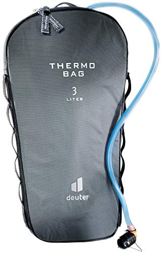 Deuter Unisex Adults Streamer Thermo Bag 30 l Hydration Bladder Accessory Granite standard size