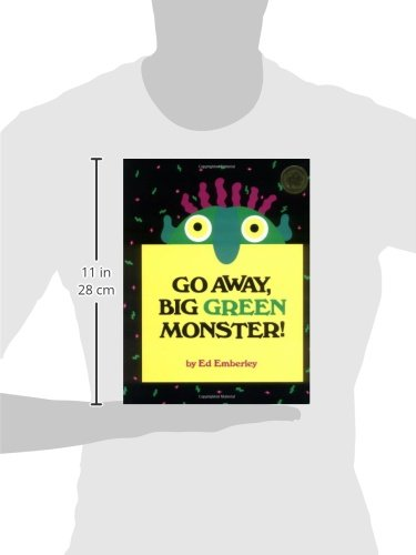 『Go Away, Big Green Monster!』のトップ画像