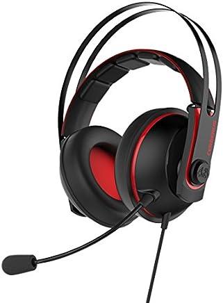 Asus Cerberus Cuffie Gaming, Compatibili con PC, Mac, Smartphone e PS4, Driver Essence, Doppio Microfono, Rosso - Trova i prezzi più bassi