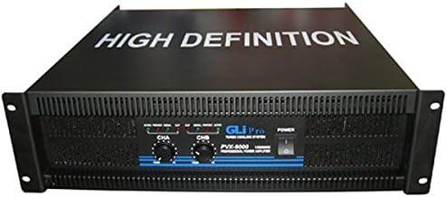 GLi Power Amplifier (PVX9000)