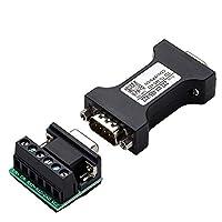 AMSAMOTION RS232からRS485へRS422シリアルコンバーター双方向通信モジュール 232-485/422。