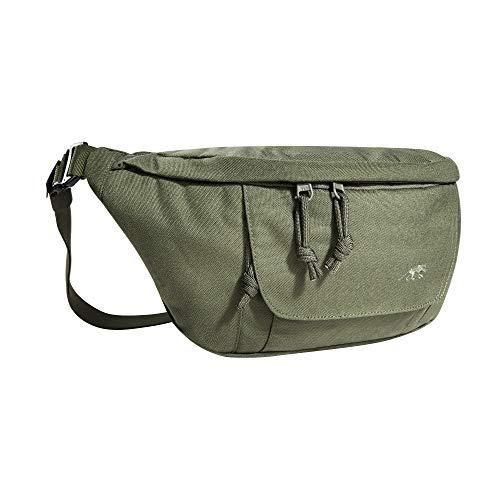 Tasmanian Tiger TT Modular Hip Bag II Taktische universelle Hüft-Tasche mit 5 Litern Volumen, DREI RV-Fächern und Molle-Klett Panel, Gürtel-Tasche für Einsatz, Sport, Trekking, Outdoor, Oliv