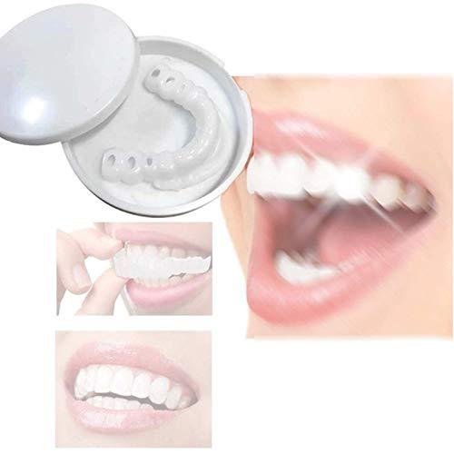 Dientes de simulación de Silicona Brace Dental Accesorios d
