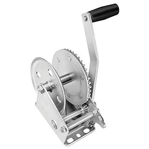 Fulton 142100 Single Speed Seilwinde – 500 kg. Fassungsvermögen: