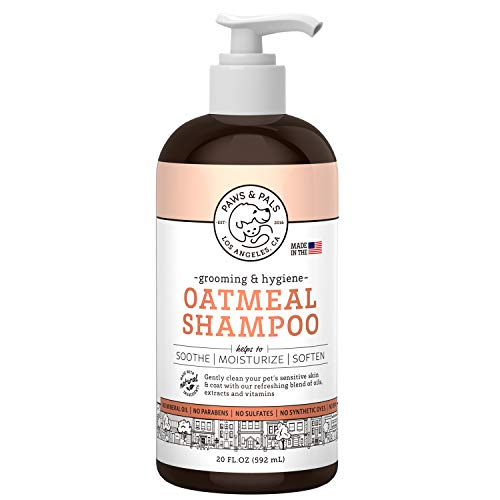 Paws and Pals Natural Shampoo