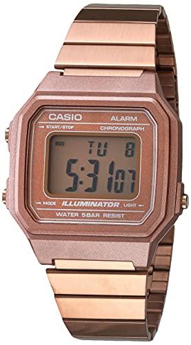 Reloj Casio, Oro Rosa, 40 mm, B650WC-5AVT