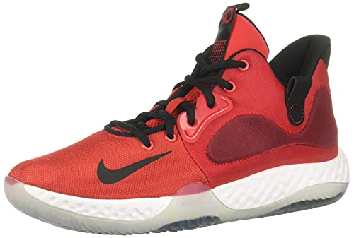 Nike Kd Trey 5 Vii - university red/black-white, Größe:7