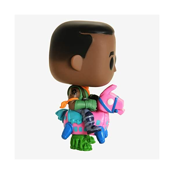Funko- Pop Games: Fortnite-Giddy Up Collectible Figure, Multicolor (44732) 2