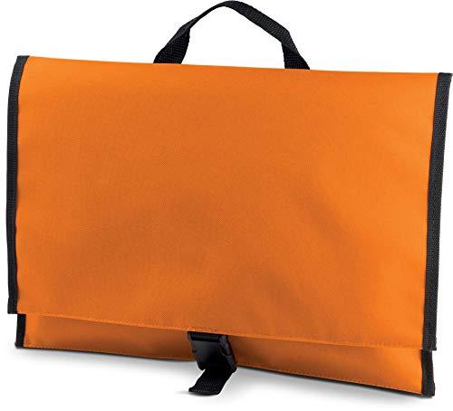 Kimood PORTE DOCUMENT - Orange, One Size
