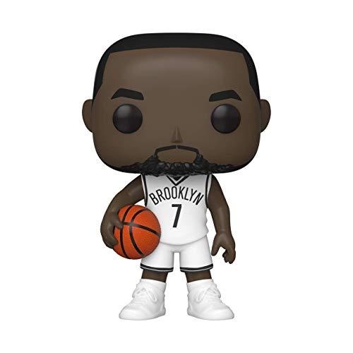 Funko- Pop NBA: Nets-Kevin Durant Figura Coleccionable, Multicolor, Estándar (46537)