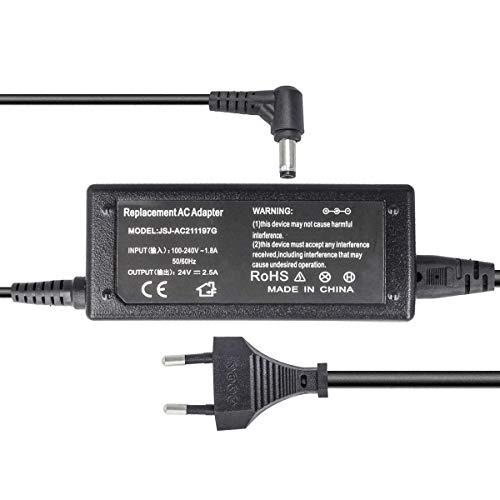 Akku-King Netzteil für Canon Selphy Drucker CP100, CP200, CP400, CP500, CP600, CP710, CP800, CP820, CP1200, CP1300 - ersetzt CA-CP200W, CA-CP200B - 24V 2.2A