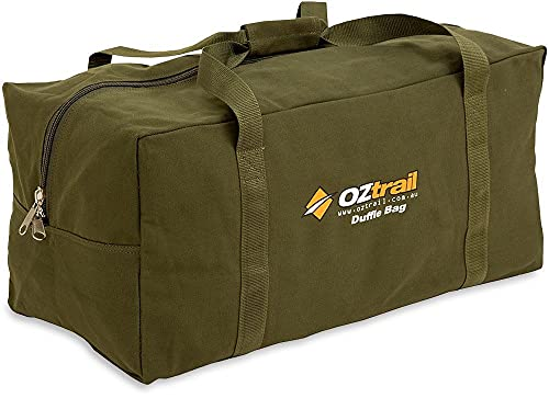 Borsone grande in tela Canvas Duffle Bag Large BPC-DUFL-D 80x35x35cm Heavy-Duty Canvas Tool Bag, duffel-bag