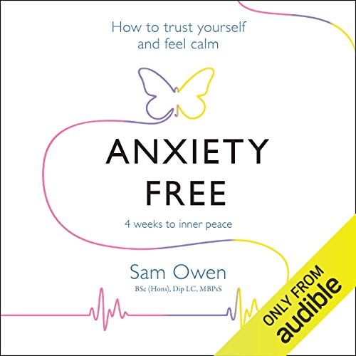 Couverture de Anxiety Free