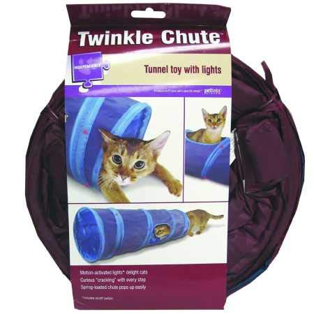 Petlinks System Twinkle Chute Cat Tunnel Now $5.97 (Was $23.99)