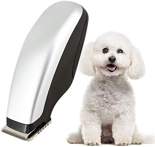 Moooi Pet Électrique Tondeuse Petite Tailles Fourrure de Chien Toilettage Outil Automatique Peigne Et Clipper Gray