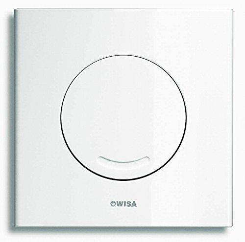 WISA XS Excellent Urinal Bedienungsplatte Argos UR weiß