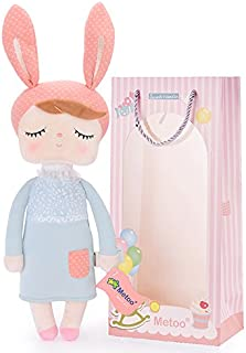 Me Too Gifts Baby Doll Girl Gifts Super Soft Plush Rabbit Bunny Toys 12