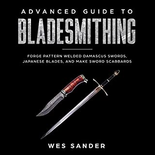 Advanced Guide to Bladesmithing cover art