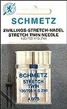 SCHMETZ Agujas para M├бquinas De Coser, Metal, Multicolor, 4,0x75