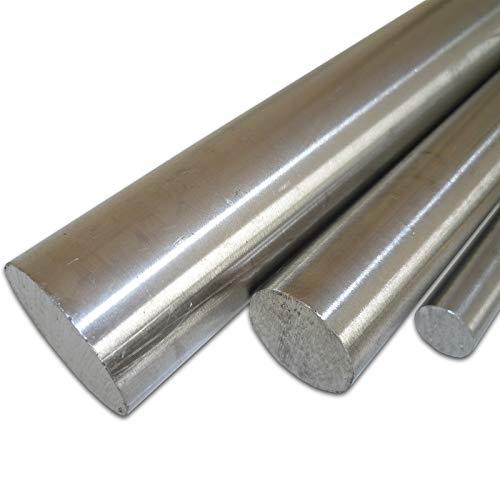 B&T Metall Edelstahl Rund Drm. Ø 32 mm 1.4305 blank gezogen h9 - Länge ca. 25 cm (250 mm +0/-3 mm)