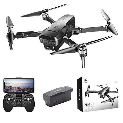 BRANDNEWS Tiandrive VISUO Zen K1 GPS 4K 5G Dual-Kamera-Drohne, 50-Fach Zoom-Drohne, Multifunktionale Faltbare Luftbildkamera Awesome