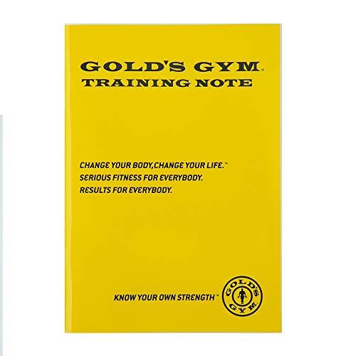 ゴールドジム(GOLD'S GYM) トレーニングノートG9500 G9500