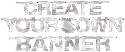 personalised princess birthday banners
