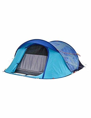 SJQKA-camp de toile, de 2 à 3 personnes, plus vite l'impression automatique des tentes,blue print