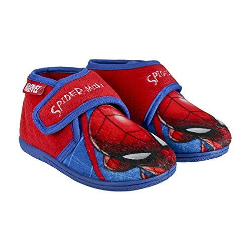 Spiderman S0714283, Zapatillas, Rojo, 3.5 años EU