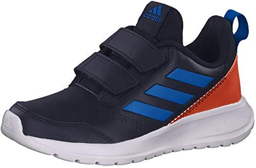 adidas Performance G27230 Altarun CF Jungen Mädchen Sportschuh aus Mesh Textilausstattung, Groesse 38, dunkelblau/rot