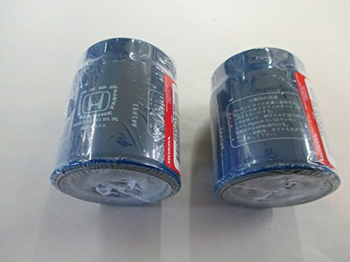 2x Genuine Honda Acura Oil Filter 15400-plm-a02 with Washer