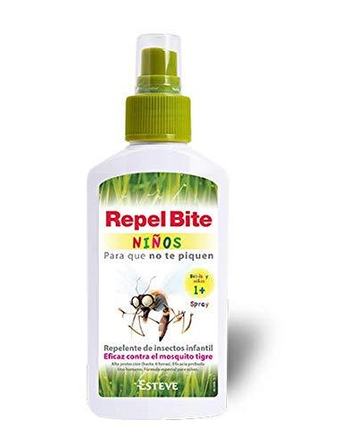 Repel Bite Niños Spray Repelente de Insectos, 100 ml