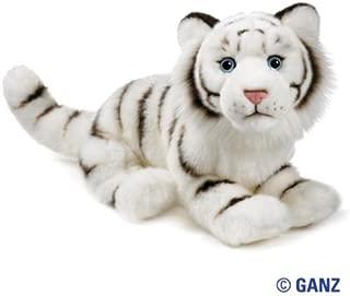 Webkinz Signature White Bengal Tiger 10.5