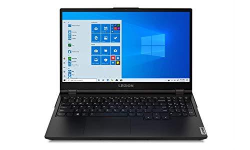 Lenovo Legion 5 Notebook Gaming, Display 15.6' Full HD AntiGlare, Processore Intel Core i7-10750H, 512 GB SSD+1 TB HDD, RAM 16 GB, Scheda Grafica RTX 2060 6 GB GDDR6, Windows 10, Phantom Black
