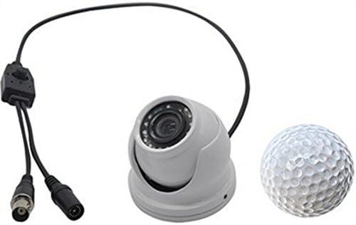 KJM C55 1000 TVL Camera Mini Dome White product image