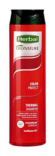 Bionature Color Protect Champú - 350 ml - [paquete de 3]