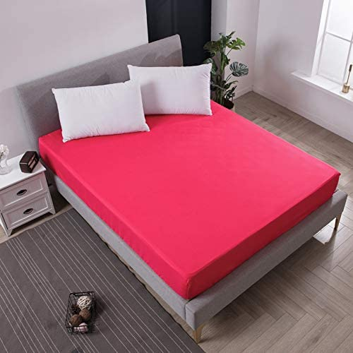 WNAVX Selling and selling Duvet Solid Fitted Sheet El Mattress with Cover Sales for sale All-Around