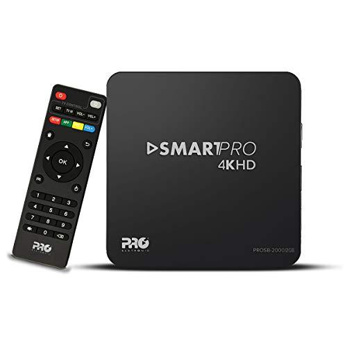 SMARTBOX WIFI 4K 2GB PROSB-2000/2GB