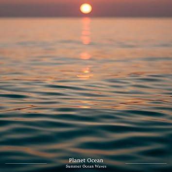 Summer Ocean Waves