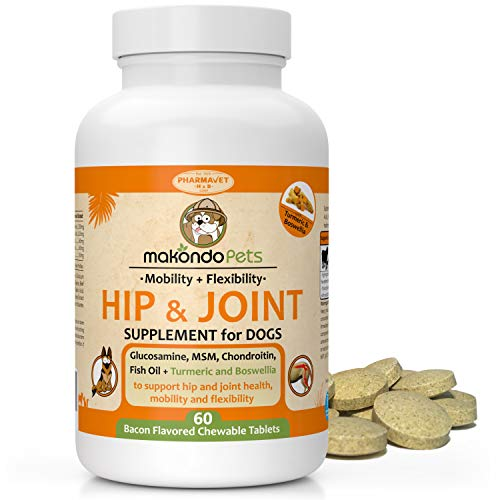 Top 10 best selling list for boswellia plus glucosamine joint supplement for dogs