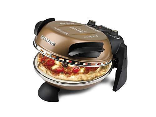 G3Ferrari G1000608 Delizia Pizzamaker, 1200, lackiertes Metall, kupfer