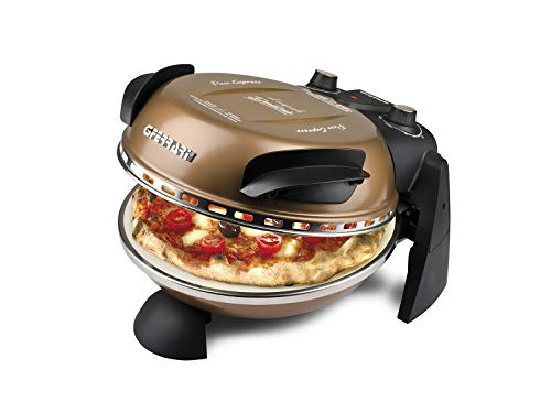 G3Ferrari G1000608 Delizia Pizzamakerr, 1200, lackiertes Metall, kupfer