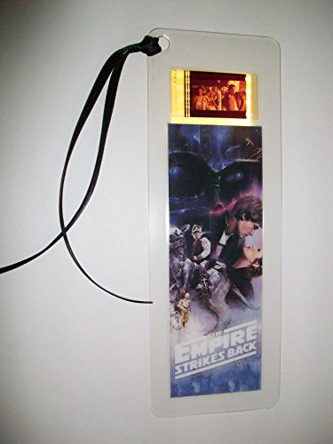 STAR WARS EMPIRE STRIKES BACK Movie Film Cell Bookmark Memorabilia Collectible Complements Poster Book Theater