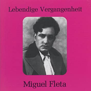 Lebendige Vergangenheit - Miguel Fleta