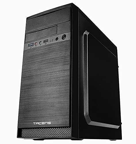 PC Ordenador SOBREMESA AMD FX4100 Quad Core up to 3,8Ghz | Gráfica AMD Radeon HD | SSD 240GB | 16GB RAM | WiFi 1200mps