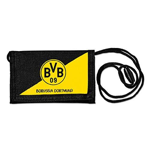 Geldbörse zum Umhängen BVB 09 Borussia Dortmund bourse Purse portemonnaie wallet porte-monnaie