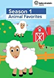 Baby Einstein Classics: Season 1 - Animals [Edizione: Stati Uniti] [Italia] [DVD]