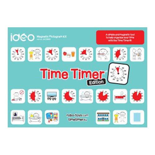 Magnetisches Piktogramm Set für Time Timer