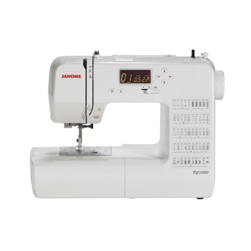 Learn More About Janome Sewing Machine DC1050 Sewing Machine - Factory Serviced